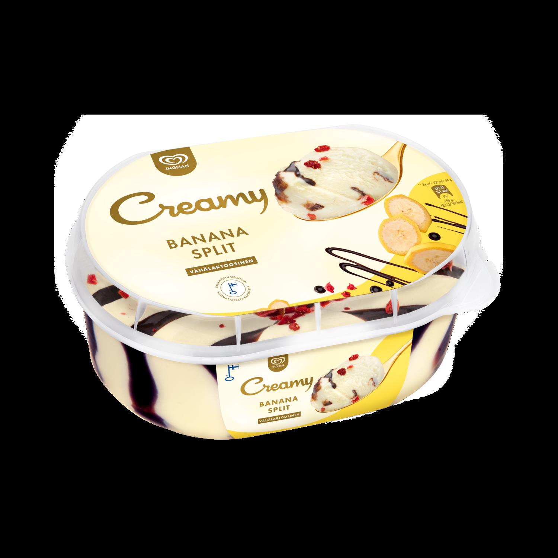Ingman Creamy Jäätelöt